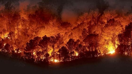 La tormenta de fuego que arrasó la décima parte de la Tierra