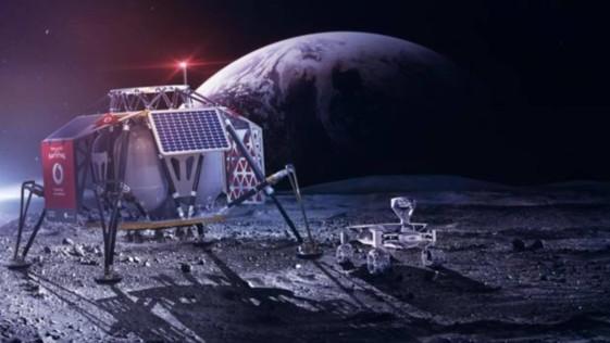 Un nuevo reto de la exploración espacial: comunicaciones móviles desde la Luna
