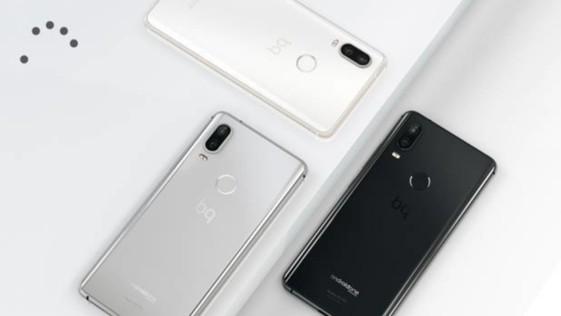 Aquaris X2: BQ estrena inteligencia artificial en sus nuevos smartphones sin marcos
