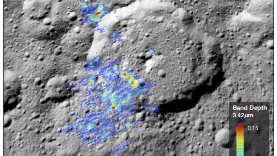 ¿Por qué tiene Ceres tanta materia orgánica?