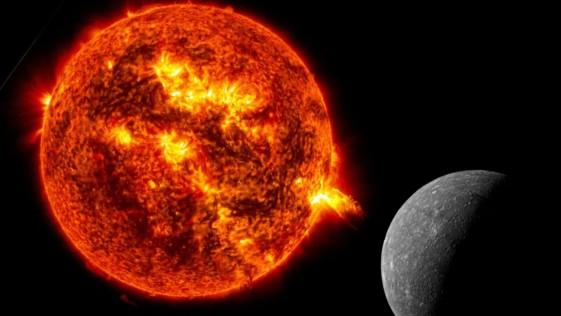 El bombardeo de partículas capaz de destruir mundos