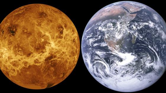 ¿Podría la Tierra convertirse en otro Venus?