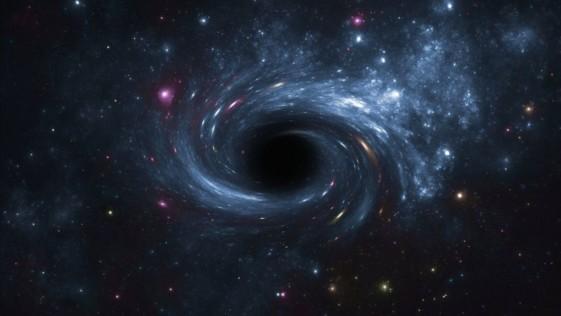 Descubren un agujero negro del tamaño de Júpiter merodeando nuestra galaxia