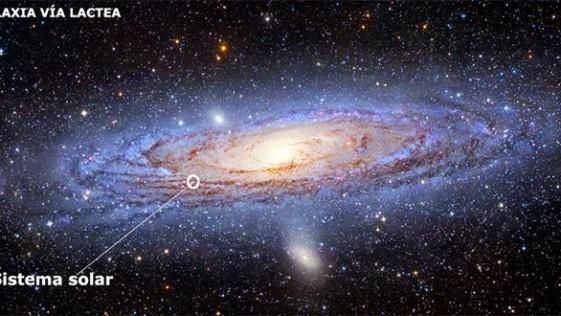 Una catastrófica colisión expulsará al Sistema Solar de nuestra galaxia
