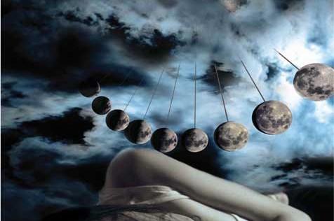 La luna llena nos quita el sueño