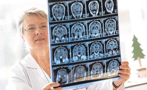 """Ana Frank: """"Una vida saludable puede retrasar la enfermedad de Alzheimer"""""""