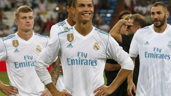 El Real Madrid al completo comienza la temporada ahora