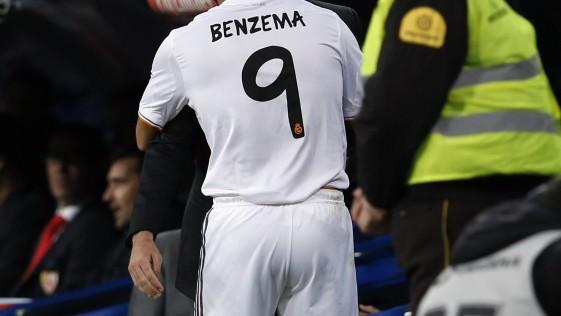 Benzema, 189 goles, 400 partidos, pero mira que eres malo, muy malo, tan malo