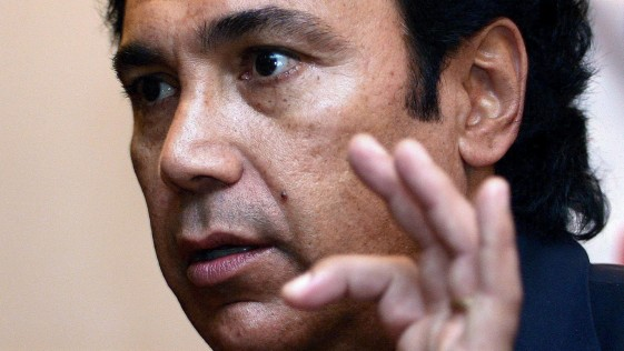 Hugo Sánchez fue traspasado por Calderón a Mendoza en Jockey por un dineral de 1985: 200 millones de pesetas