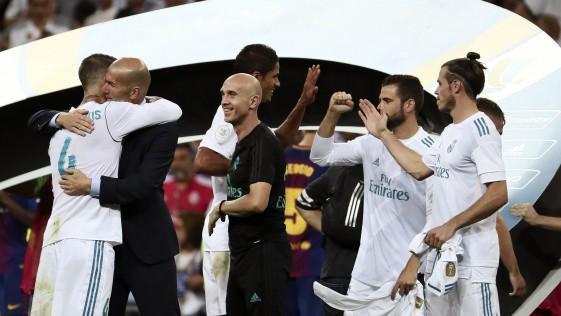 El Barcelona maricomplejines no hace pasillo al campeón del mundo