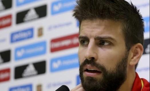 Piqué: ¿El lunes será español o independentista catalán?