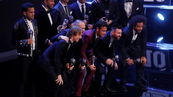 El barcelonismo fanático desea que Modric, al que denostaron, gane el The Best y el Balón de Oro