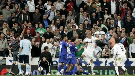 Ingrato y antideportivo Pepe, que el Real Madrid le salvó a usted de una sanción de por vida en 2009