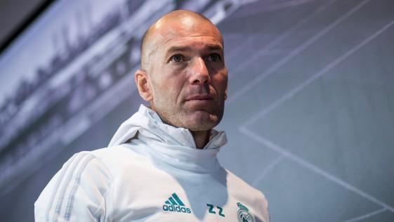"""Zidane dice """"no"""" a realizar el pasillo a un Barcelona sin señorío, sin seny, acomplejado"""