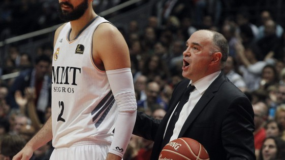 El Real Madrid sigue esperando a Mirotic