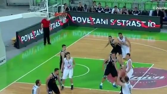 La canasta imposible de Mahkovic