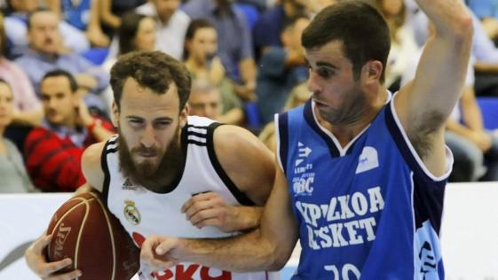 Sergio Rodríguez firma la jugada de la semana en la ACB