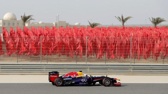 Vettel gana una carrera de cada cuatro