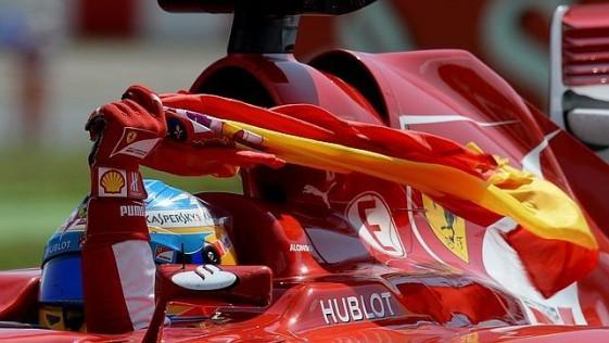 Un Ferrari más agresivo