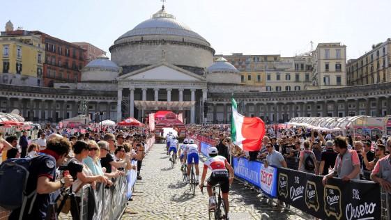 El Giro que quiere Italia