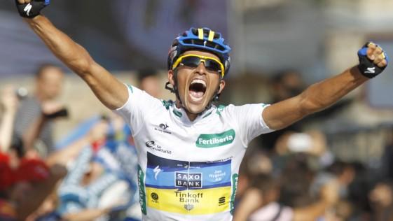 Contador se pone en marcha
