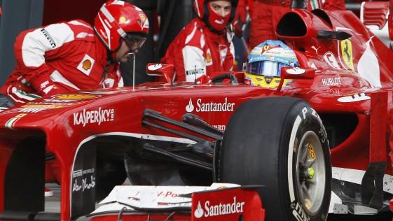 Ferrari siempre apunta al sábado