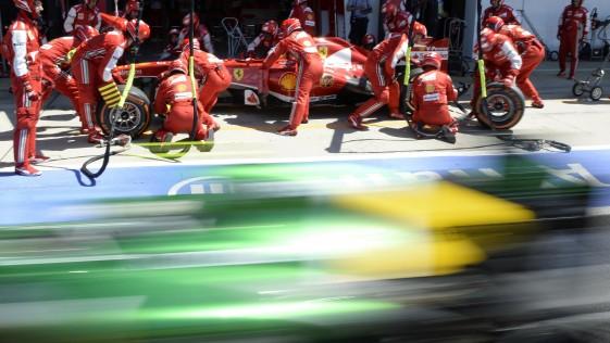 El jefe de Ferrari dice que han empeorado el coche