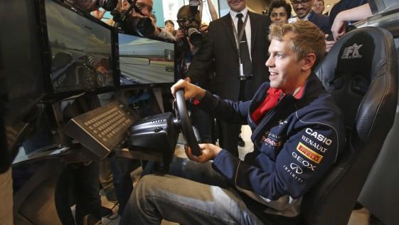 América, tabú para Vettel