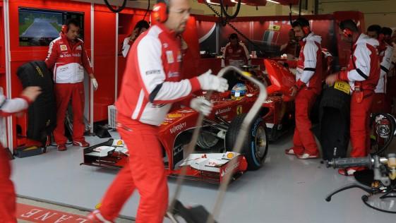 Monza aprieta a Ferrari