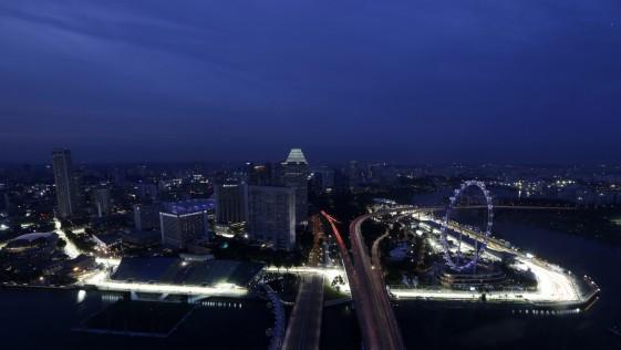 Singapur rompe la rutina