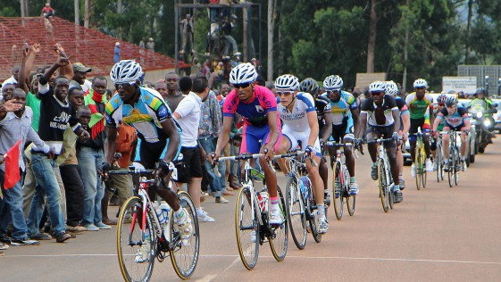 Tour de Ruanda, África en bici