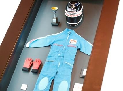 El primer mono remendado de Alonso, su mejor recuerdo