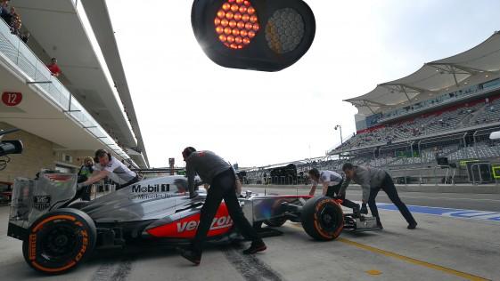 Semana de estrenos en la F1