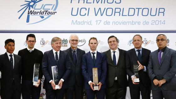 El ciclismo premia a España