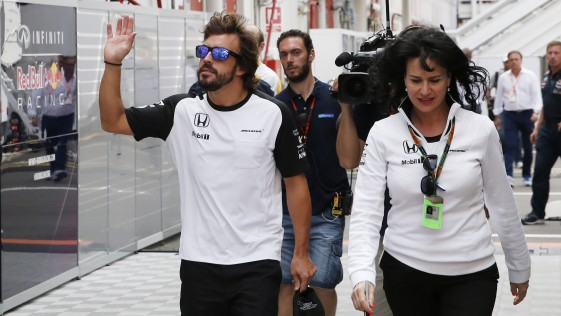 Una ruta de largo recorrido para Alonso