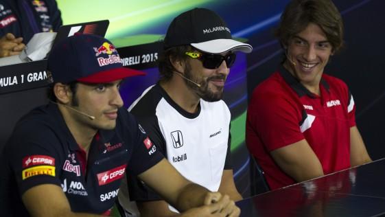 Roberto Merhi, la pelea por la visibilidad