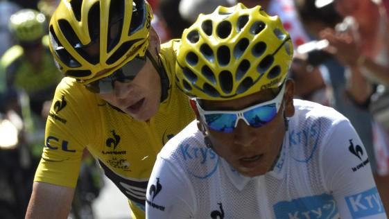 Froome reafirma el prestigio de la Vuelta