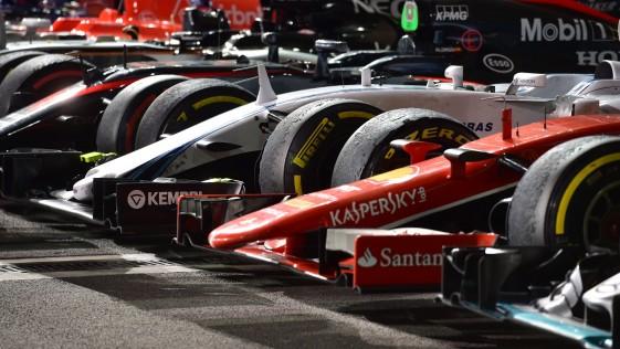 El Mundial de F1 más anodino