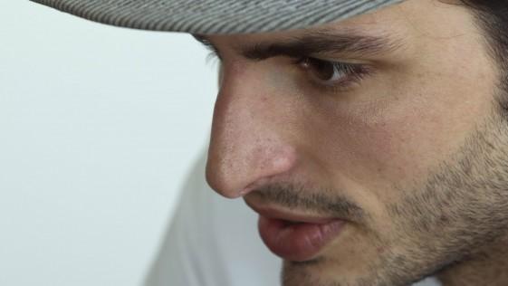 Carlos Sainz, de cerca