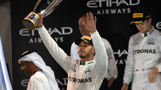 ¿Le pasará factura Mercedes a Hamilton?