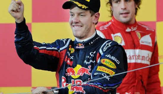 La hostilidad entre Alonso y Vettel viene de muy lejos
