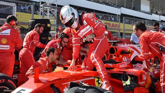 Ferrari no es lo que era