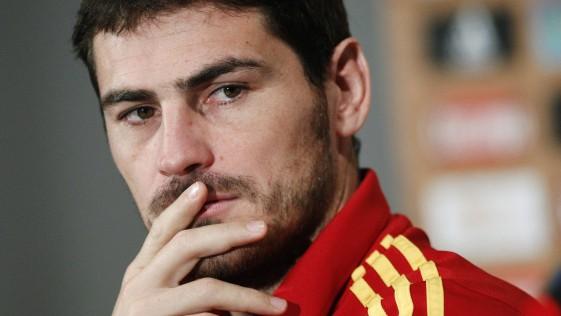 Íker Casillas, un tipo no tan normal