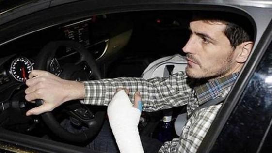 No es la hora de Casillas… aún