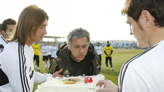 Real Mourinho vs Real Casillas/Ramos