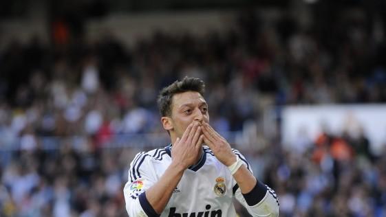 Özil, Balón de Oro