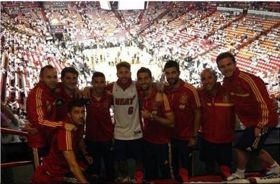 La confusión de Sergio Ramos