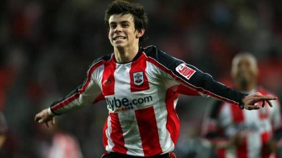 Los cinco golazos de Bale en el Southampton