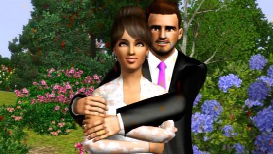 Carbonero y Casillas «fichan» por Los Sims
