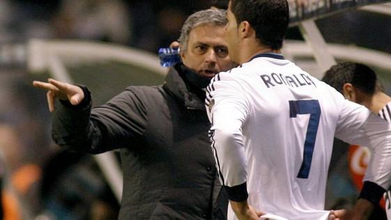 Mourinho «ataca» a Cristiano Ronaldo